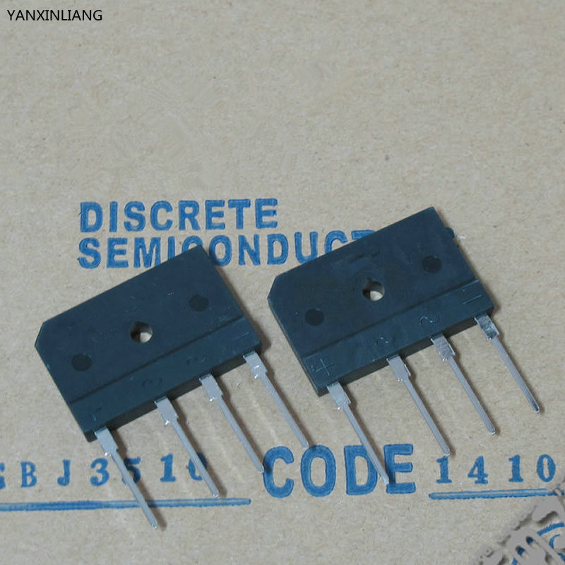 5PCS 35A 1000V diode bridge rectifier gbj3510